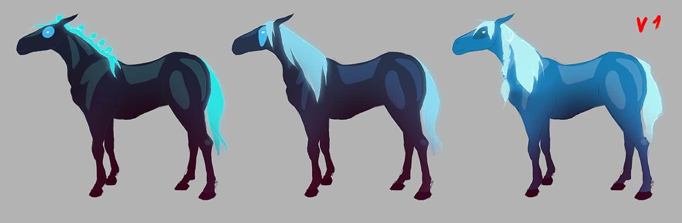 Horse0